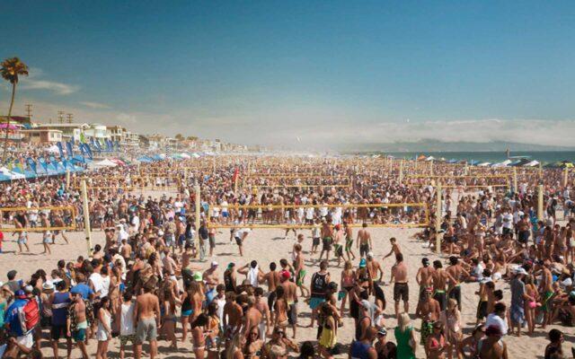 L.A's Favorite Beach Tournament is Back After a Covid Hiatus